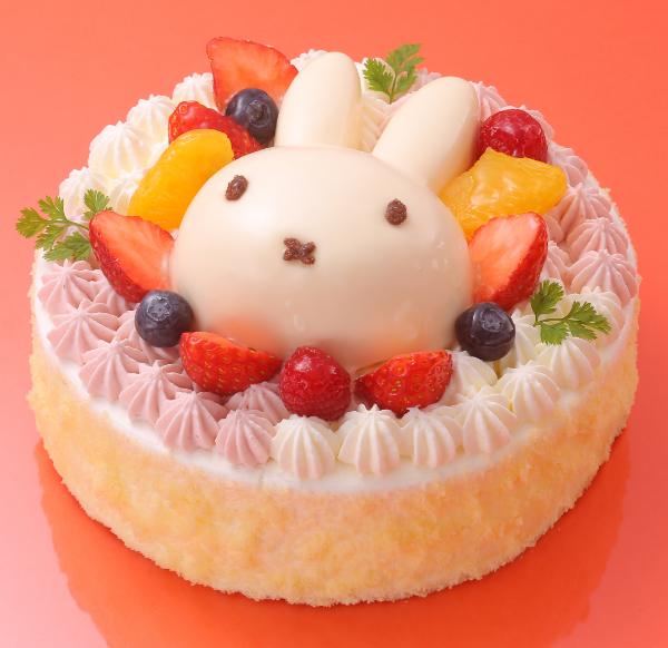 ミッフィー デコレーションケーキ