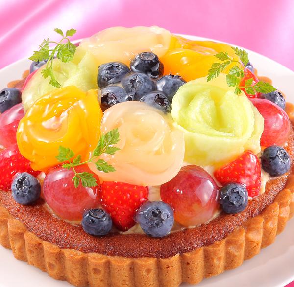 6フルーツのブーケ