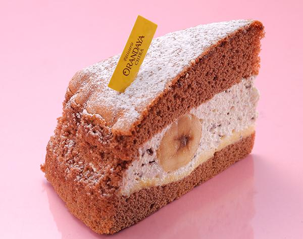 チョコチップバナナ