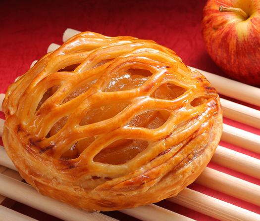 青森県産ふじのりんごパイ