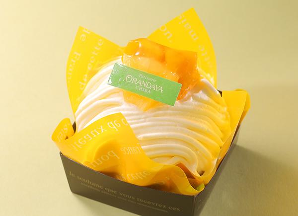 トロピカルチーズモンブラン