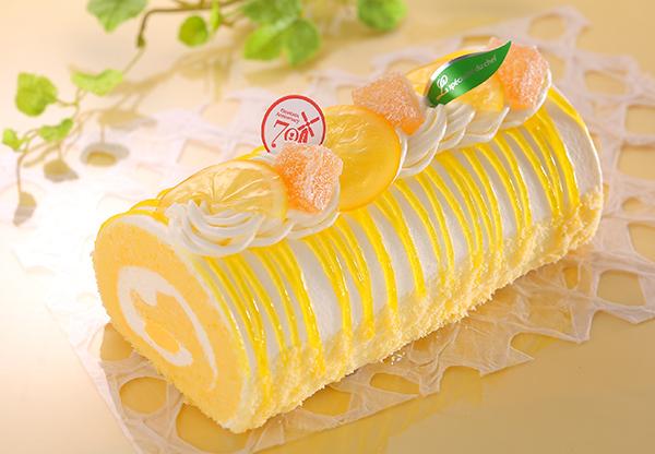瀬戸内レモンの爽やかロール