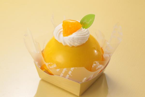 カモミールとオレンジブール