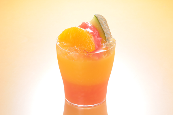 Orangeオレンジゼリー