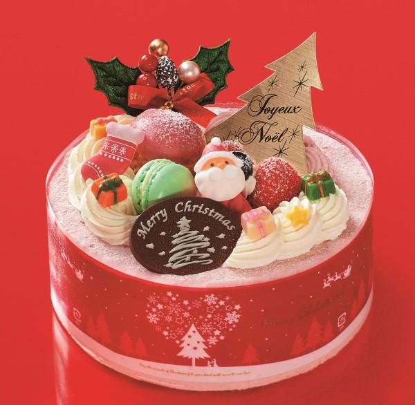 わくわく苺のクリスマス